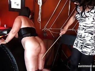 dass Esel verprügeln & die Titten gewaltsam öffnen