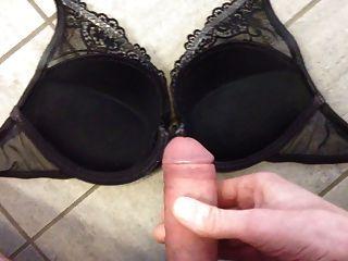 cum in schwarz Tassen