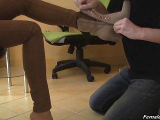Anbetung von High Heels