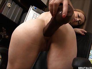big anal Dildos Stretching