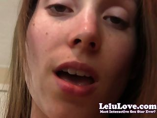 Lelu Liebes reverse Cowgirl Missionar Creampie