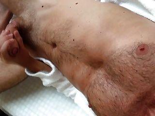 Masturbation in einem öffentlichen Spa