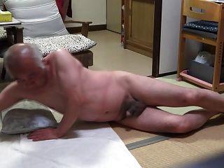 japanisch alte Mann Masturbation gute Gefühle