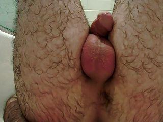 Hände frei anal Orgasmus mit abspritzen i