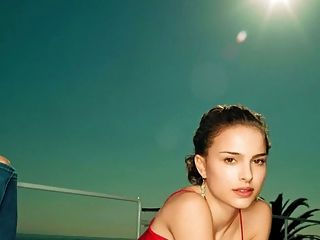 Natalie Portman abspritzen Herausforderung