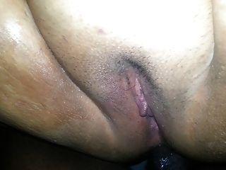 Rücksitz anal