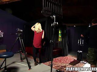 Paar macht erste Porno mit playboy tv