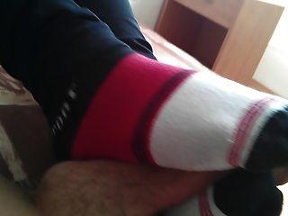Socke necken