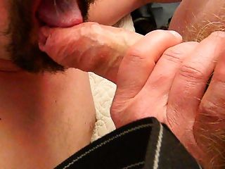 uncut cock sucker 1
