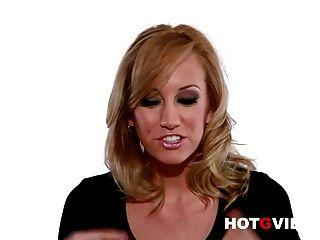 hot g Stimmung Interviews sexy blonde Pornostar Brett rossi