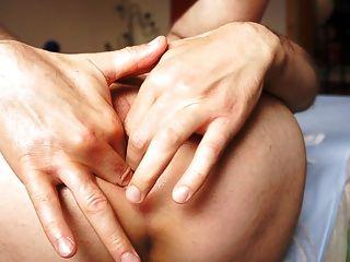 Riesen-Arschloch Prolaps und rosebutt groß klaffen Teil 2