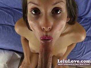 Lelu Liebe wünschen, dass Ihre Frau wie diese gefickt
