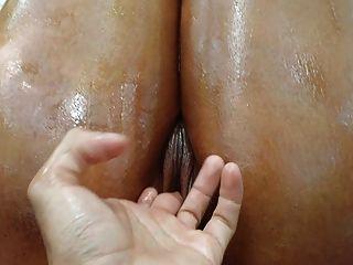 big ass kolumbianisch Babe wird in den Wäldern gefickt