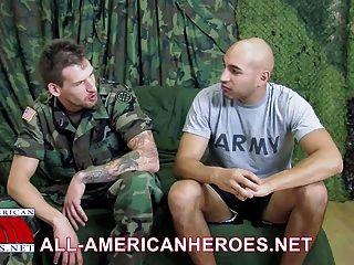 Militär Stollen Marco und Wolf