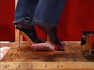 Schuh und foot