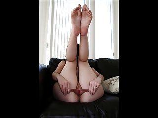fleischigen Pussy Labia