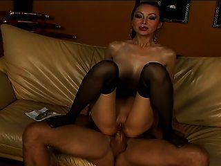 hart anal asiatischen Teil 2