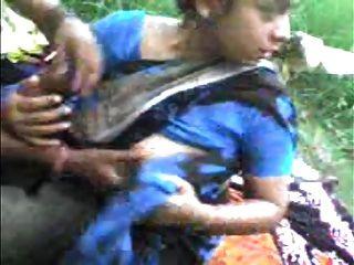 mein lieber bhabhi im Garten