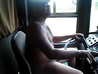 nackt Bär Trucker-!