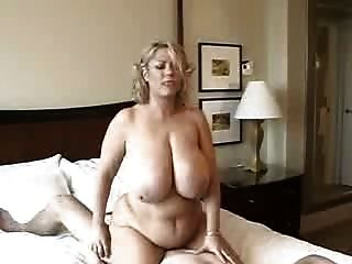 Sex mit dem Fett Frau