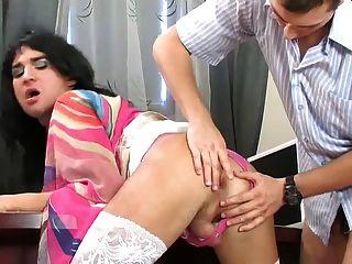 Büro Sex mit netten DWT