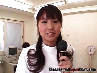 unzensierte japanische unordentlich bukkake Gesichts - misato kuninako