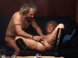tolles Paar - große reifen Sex pt 2