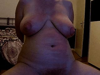 mollig Rotschopf Video7 nach Folter, hitachi Orgasmus Belohnung
