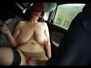 Oma Auto Spaß