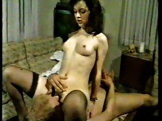 clasic Porno reifen Sex in Strümpfen