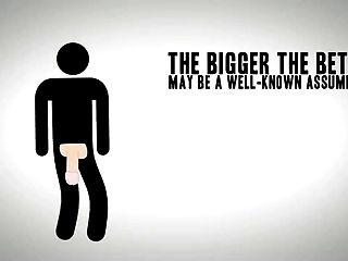 kleine Dokumentation über Penis von großen Penis