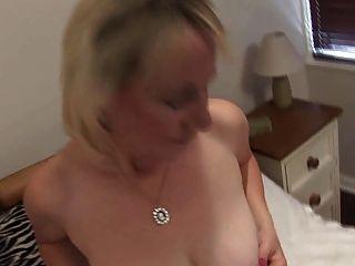 reife Frau Masturbation