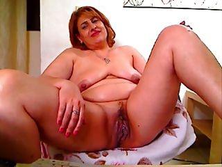 red rusia reifen hat große Orgasmus