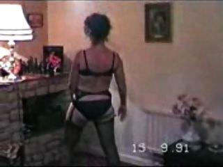 der Traum: kleine leere saggy Titten 39