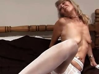 nur eine sexy, reife Frau