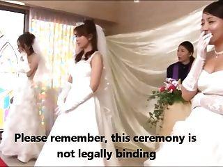 verrückt japanse Hochzeit Anhänger (real !!!)