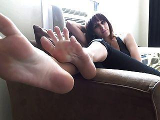 joi für 11 Zoll Füße Göttin erin