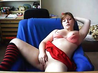 Mädchen ihren Arsch auf Webcam zu zeigen