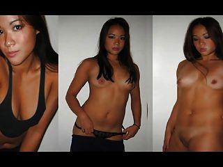 (Alle asiatischen) Amateur-Mädchen gekleidet entkleidet Bilder Teil 7