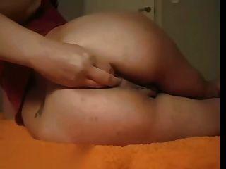 Küken Fisting anally