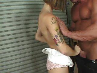 Allie Sünde gebohrt