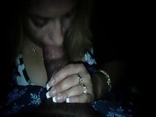 latina Mutter von 3 saugt meinen Schwanz