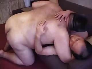 Fett Mann Paar perfekt 1