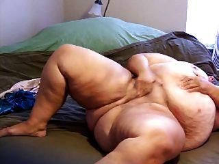 kurze Masturbation clip SSBBW