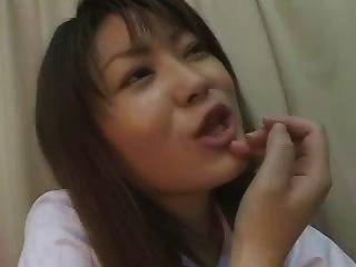 asiatische Prostata-Massage Erniedrigung 1