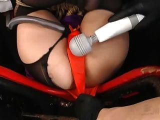 japanisches Mädchen (mm1101) zum Orgasmus gefickt