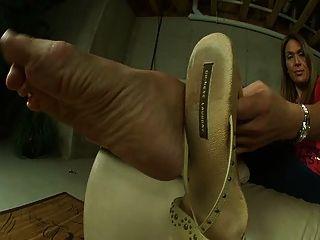sexy dick reife Füße