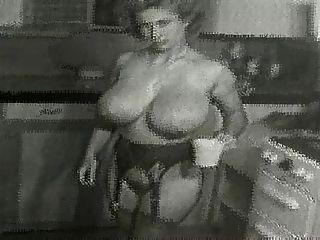Virginia bell - große vollbusige Küche Hausfrau
