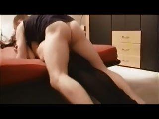 Amateur Frau schmerzhaft anal