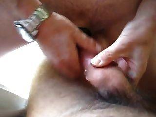 Junge Cums innerhalb Papa Vorhaut - bigant